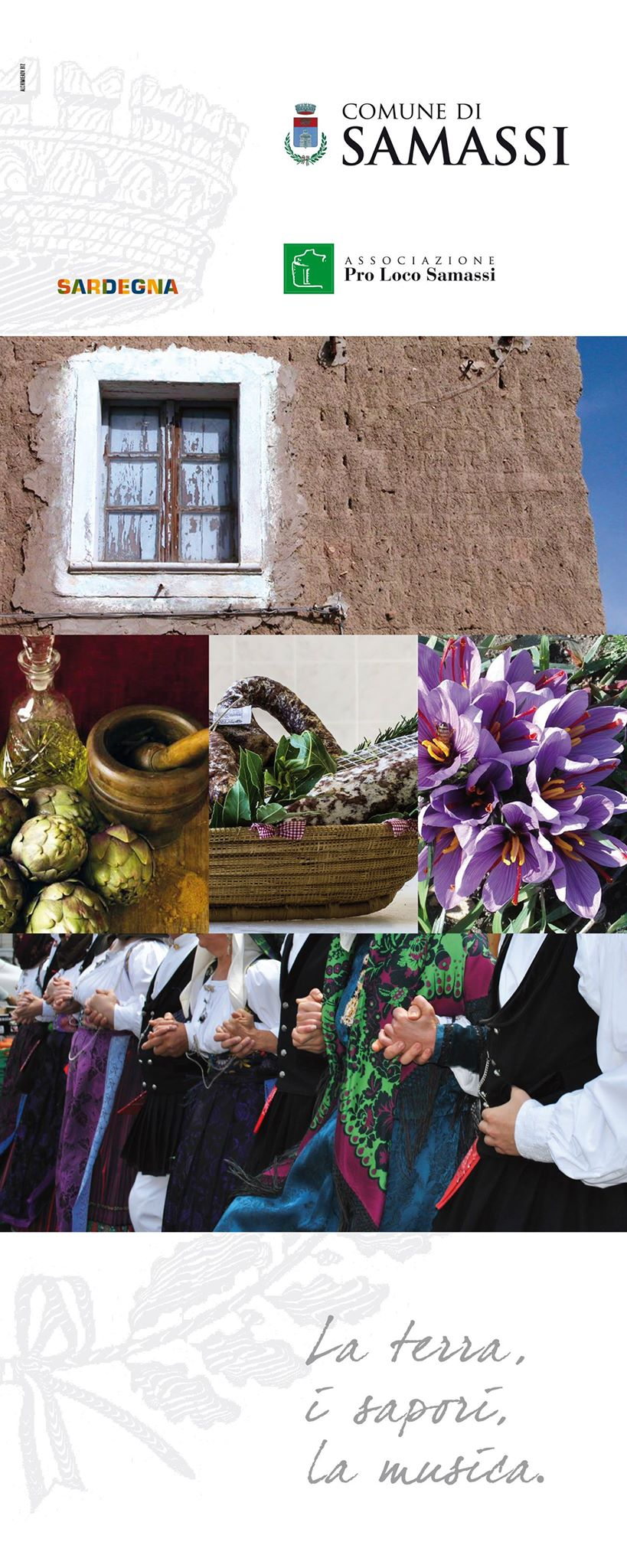 21 22 marzo programma eventi organizzati da Laore a Samassi per la Sagra del Carciofo