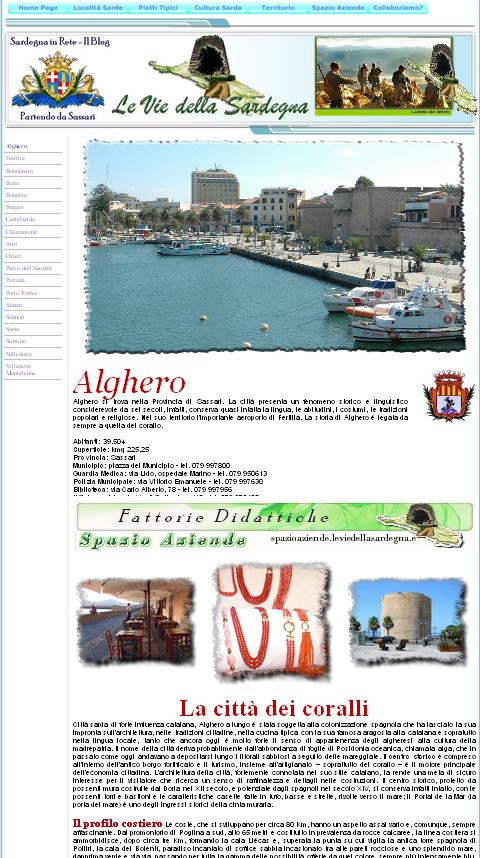 Alghero informazioni per i turisti curiosità dove mangiare dove dormire cosa vedere i monumenti, turismo Alghero le più belle spiagge come arrivare