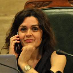 Assessore al Turismo Barbara Argiolas comune di Cagliari