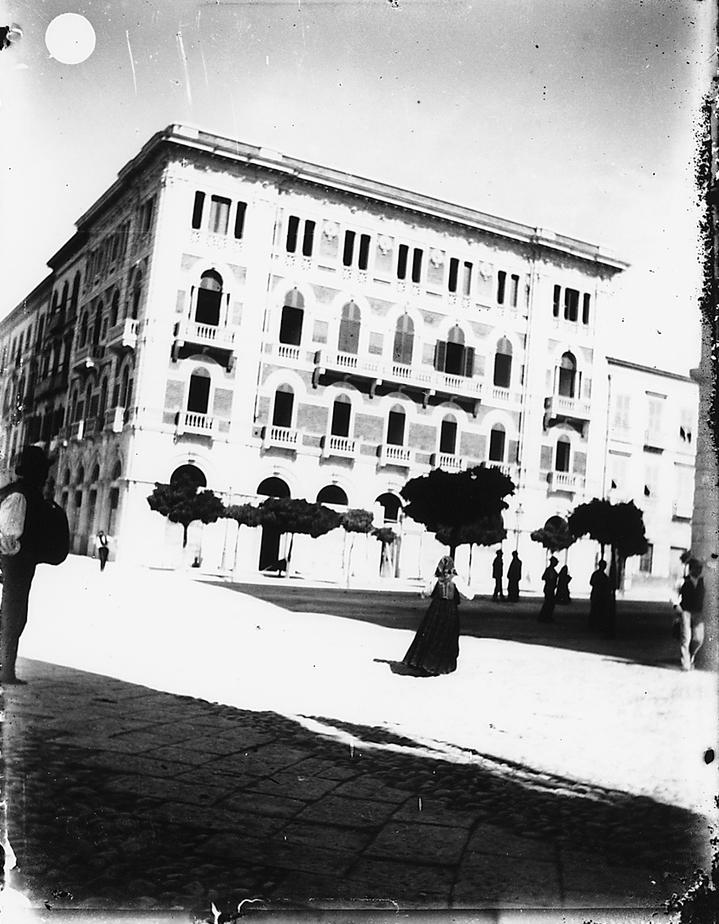 Cagliari palazzo Accardo