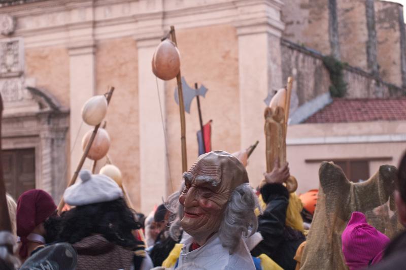 Carnevale a Sassari G. Porcu