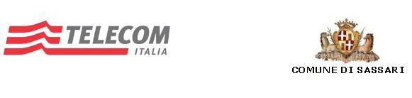 Comune di Sassari Telecom Italia