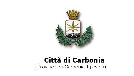 Comunicato Stampa comune di Carbonia