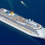 3500 turisti arrivano a sorpresa a Cagliari domani 5 marzo 2014 dalle 8:00 alle 18:00, sono i passeggeri della nave da crociera Costa Serena.