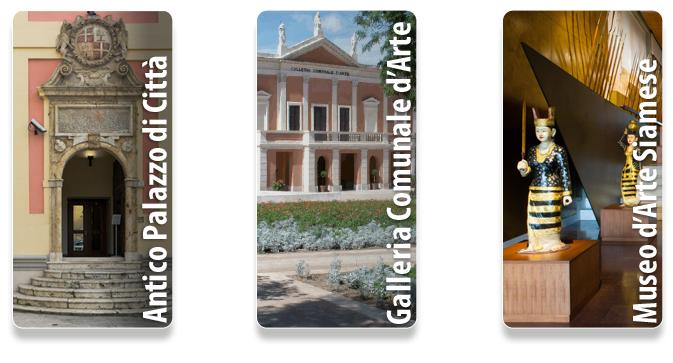 Il Sistema Museale del Comune di Cagliari è costituito da tre musei