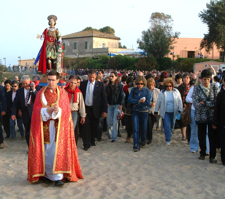 Cagliari: La Sagra di Sant'Efisio 1 maggio 2014