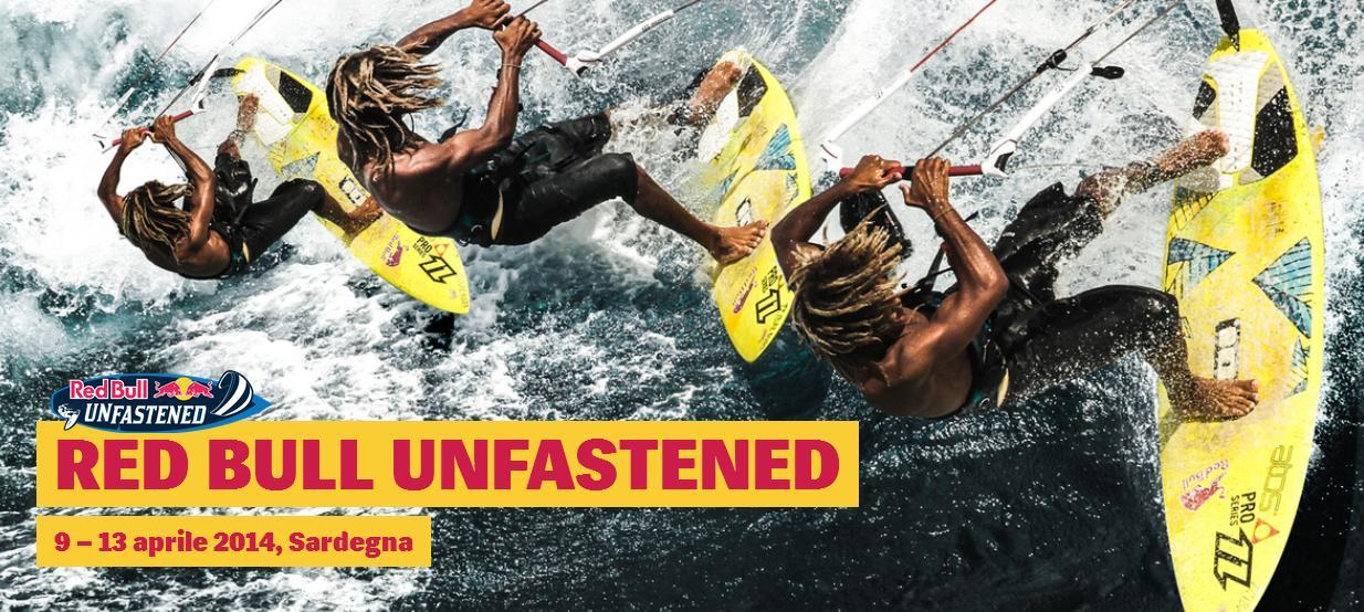 Red Bull Unfastened 2014 dal 9 al 13 aprile 2014 Sardegna