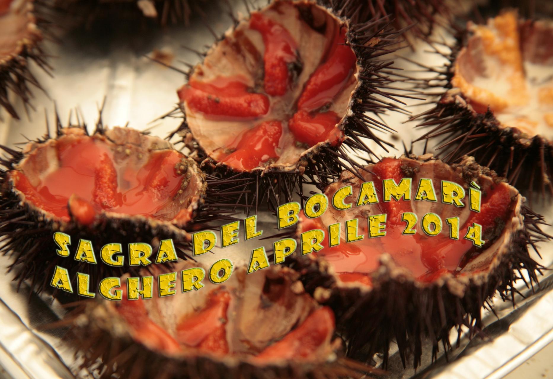 Sagra del Bogamari Alghero 2014