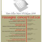 Teatro Eliseo Nuoro rassegna concertistica Musica 2014 VI edizione.