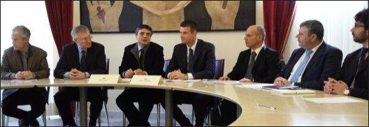 banda larga conferenza Stampa Sassari 2014