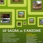 Comune di Bidonì (OR): 16^ Sagra de S'Anzone – Pasquetta 21 aprile 2014 presso il Lago Omodeo.