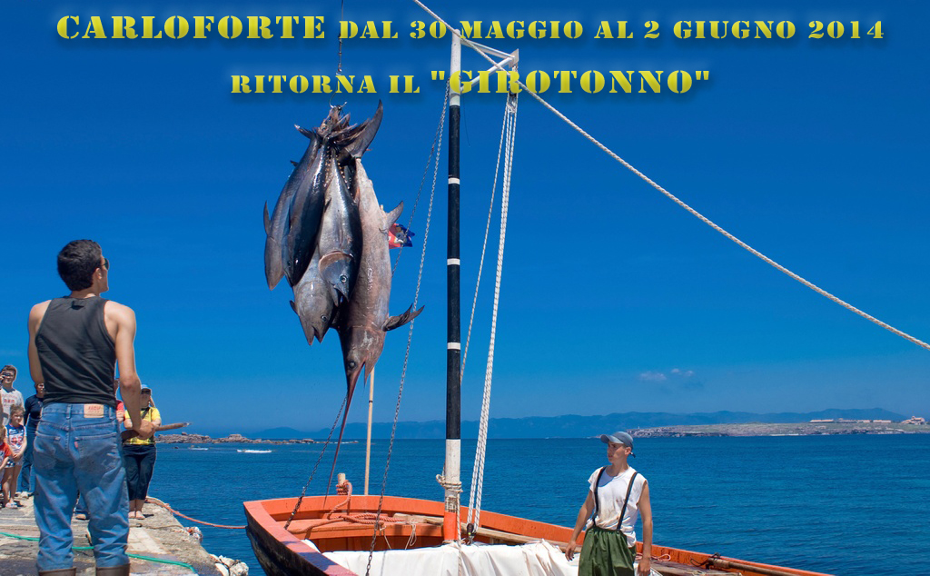Carloforte Girotonno 2014