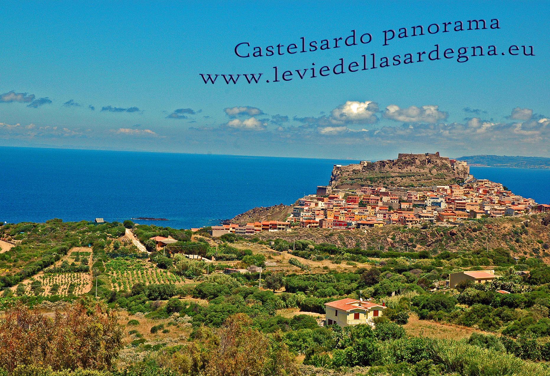 Castelsardo informazioni turistiche e curiosità dal Portale Le Vie della Sardegna