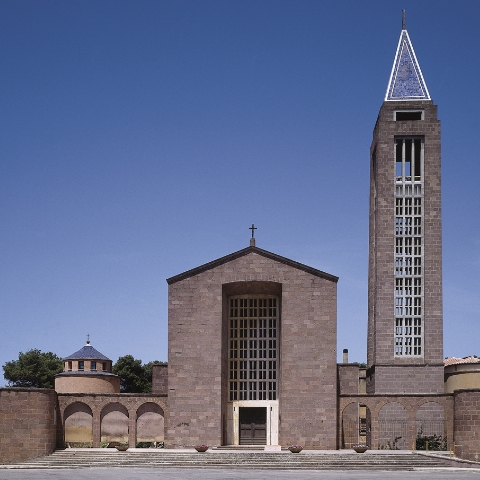 Chiesa di San Marco Fertilia Alghero