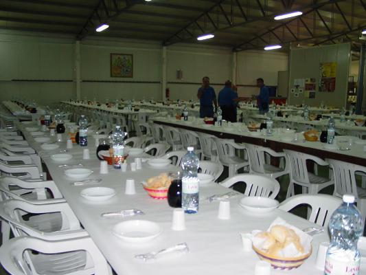 Domenica 4 maggio 2014 a partire da mezzogiorno la Pro loco di Arborea  organizza una degustazione di prodotti locali dietro il pagamento di un ticket a prezzo politico