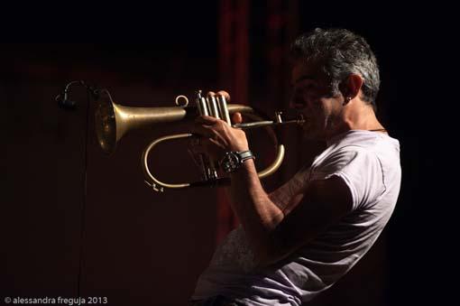 Festival internazionale Time Jazz 2014 Paolo Fresu