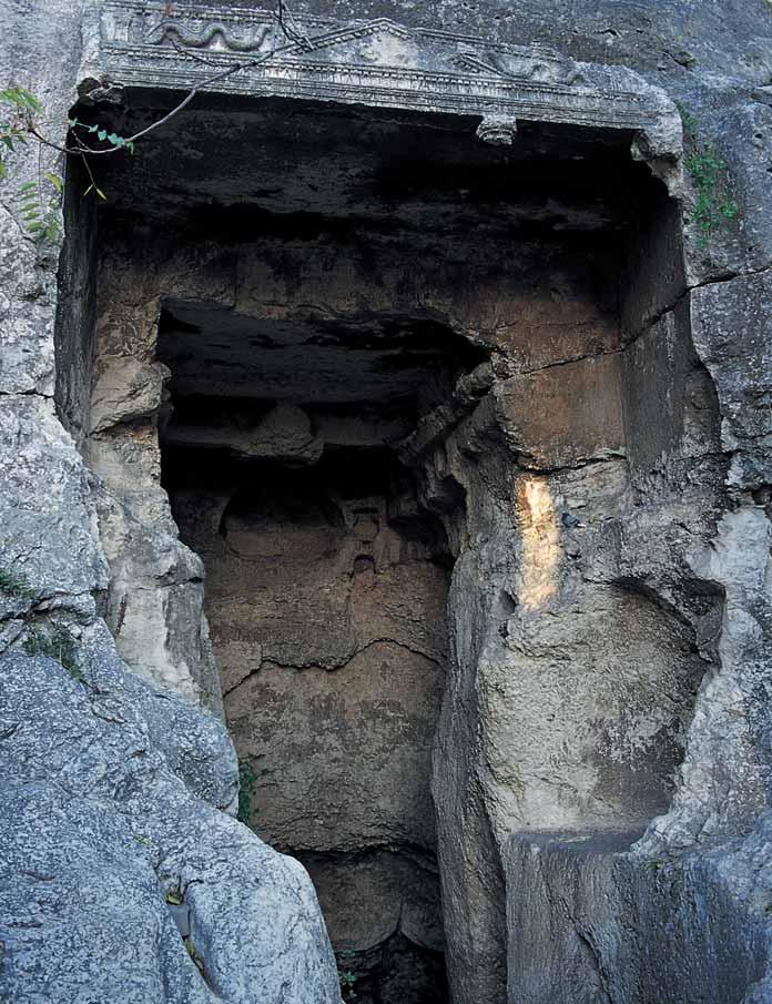 Grotta della Vipera Città di Cagliari