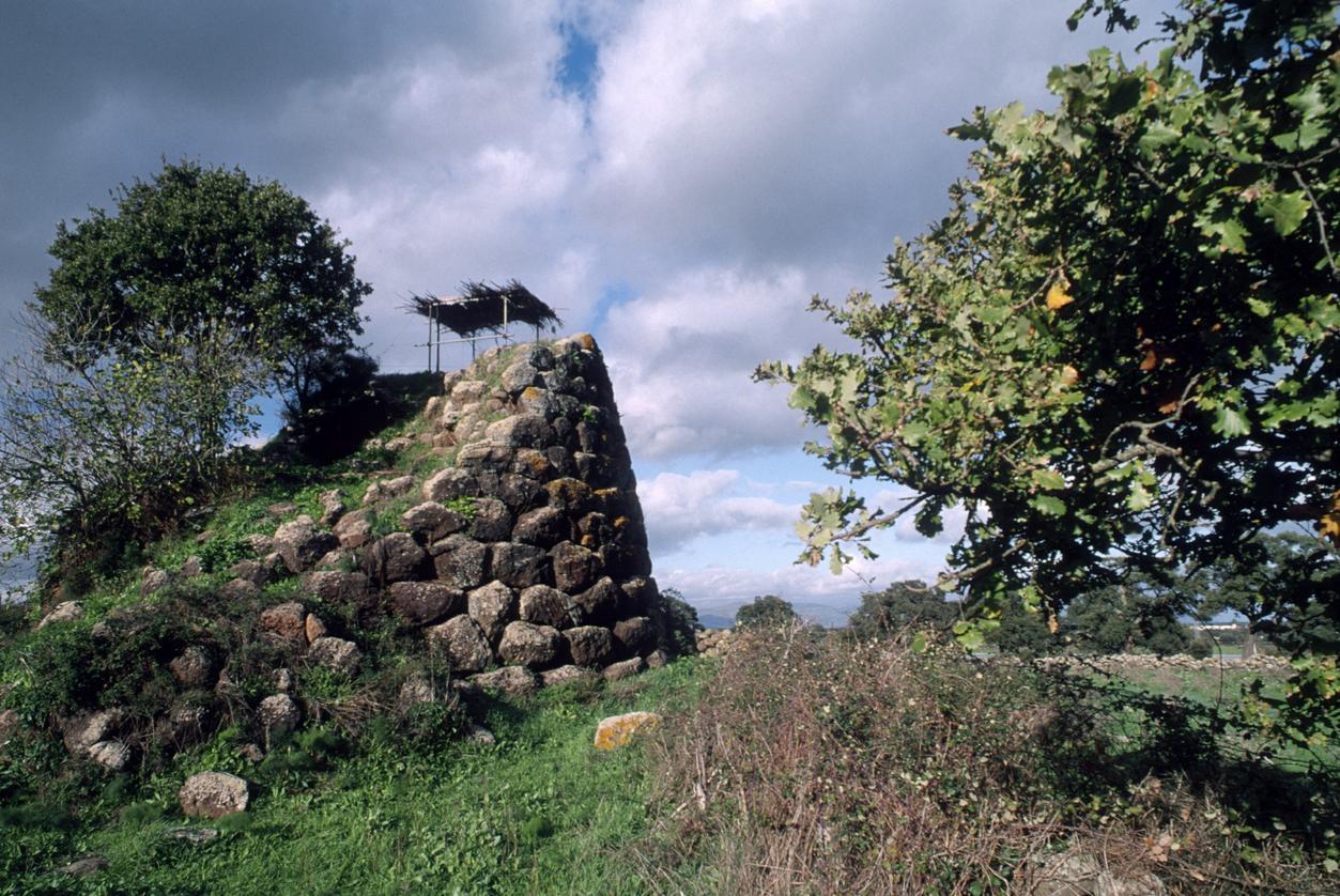 Norbello nuraghe a San Ignazio