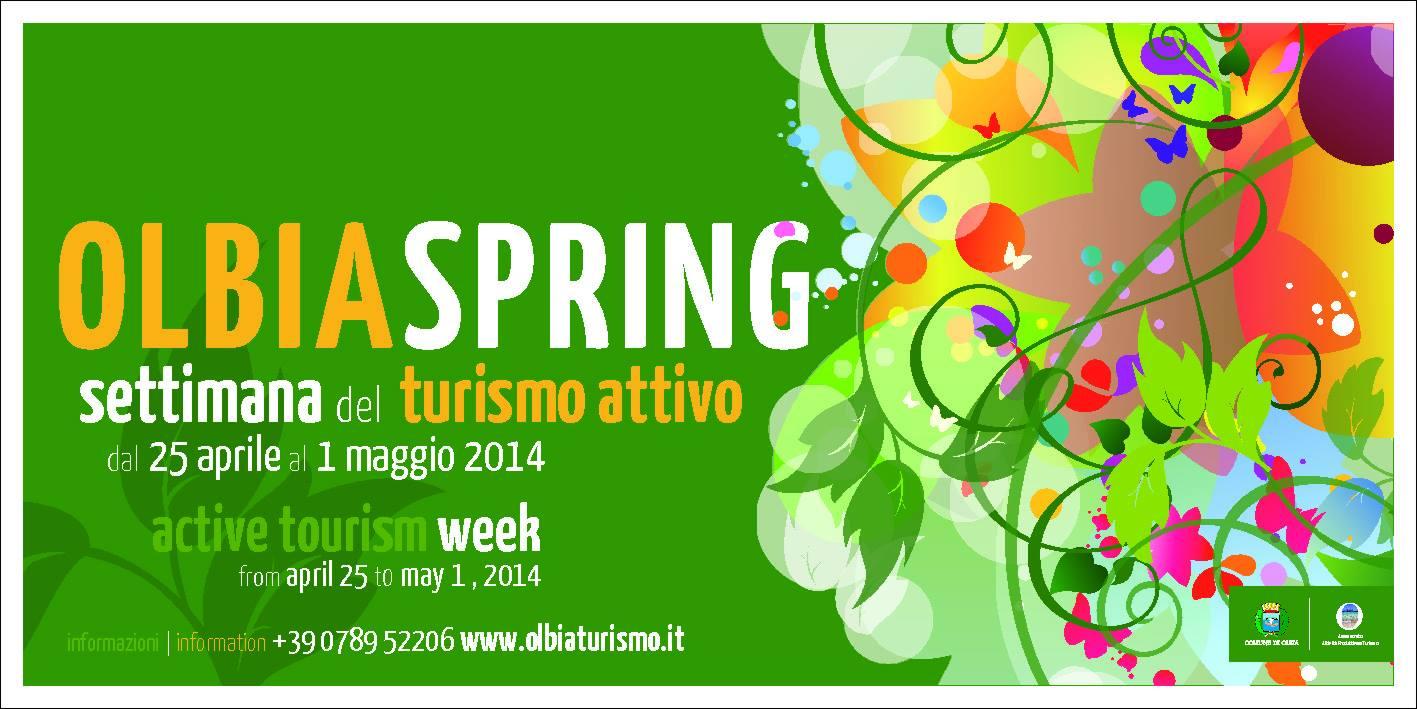 Olbia Spring - Turismo Attivo 2014