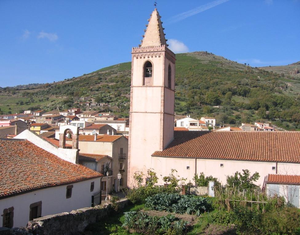 Parrocchiale di Santa Maria degli Angeli Comune di Bortigali