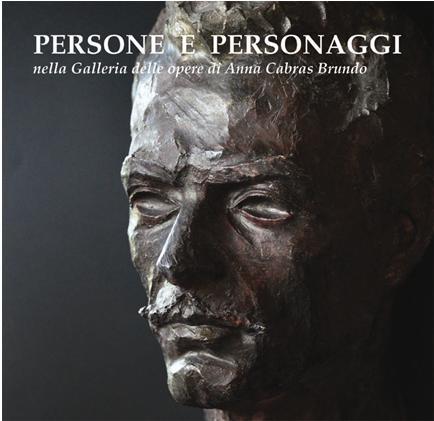 Persone e Personaggi nella Galleria delle opere di Anna Cabras Brundu mostra 2014 Cagliari