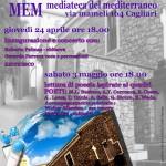 Pittori di Selegas al MEM di Cagliari dal 24 aprile al 3 maggio 2014.