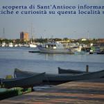 Alla scoperta di Sant'Antioco informazioni turistiche e curiosità su questa località sarda.