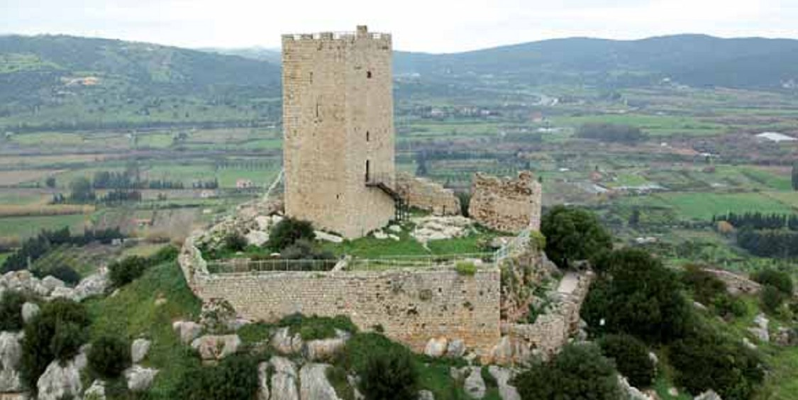 Primavera a Posada - Castello della Fava