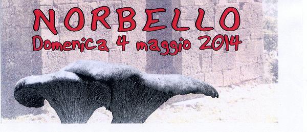 Sagra di Norbello de s'antunna sapori di primavera 2014 - Data Sagra