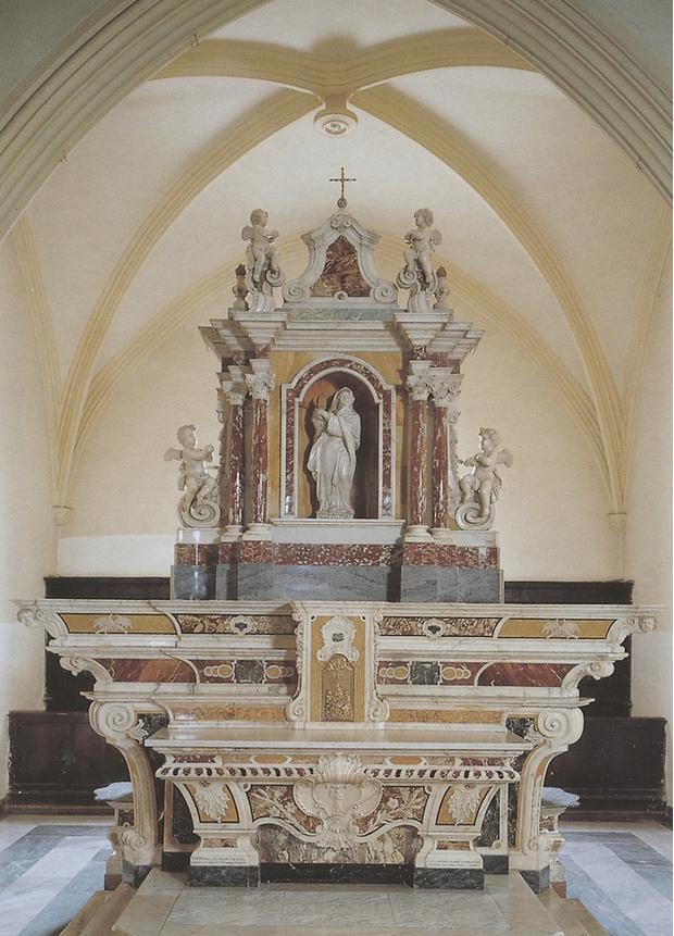 San Gavino Monreale chiesa di Santa Chiara Monumenti Aperti 2014
