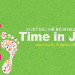 """Estate 2014 Eventi: Time in Jazz XXVII edizione festival diretto da Paolo Fresu in programma dal 9 al 16 agosto 2014 a Berchidda e in altri centri del Nord Sardegna con il titolo """"Piedi""""."""