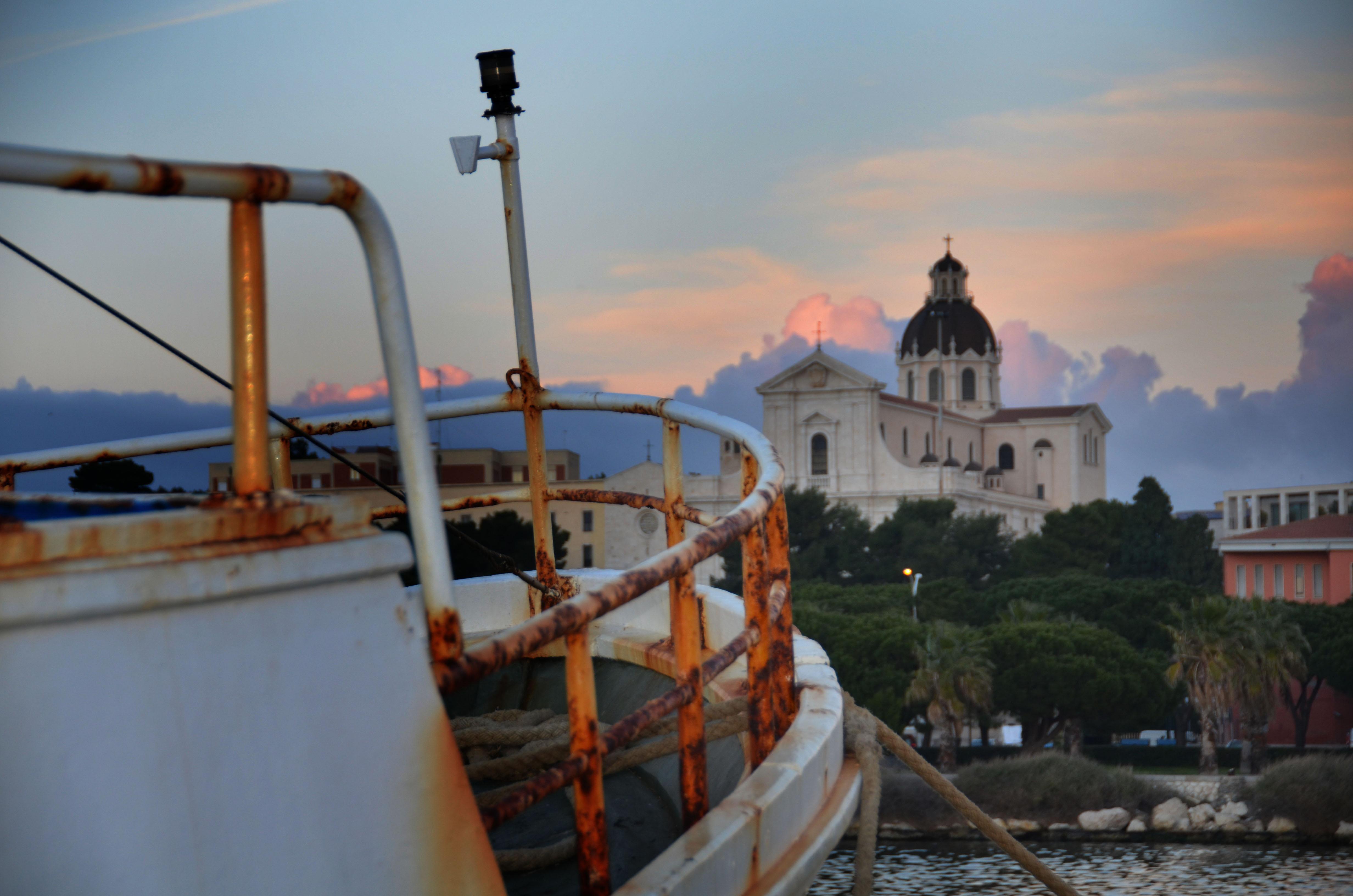 Pesca e pescherecci a Cagliari. Viaggio nelle marinerie di un antico porto. Cagliari Centro Comunale d'Arte e Cultura Exmà Dal 9 aprile all'11 maggio