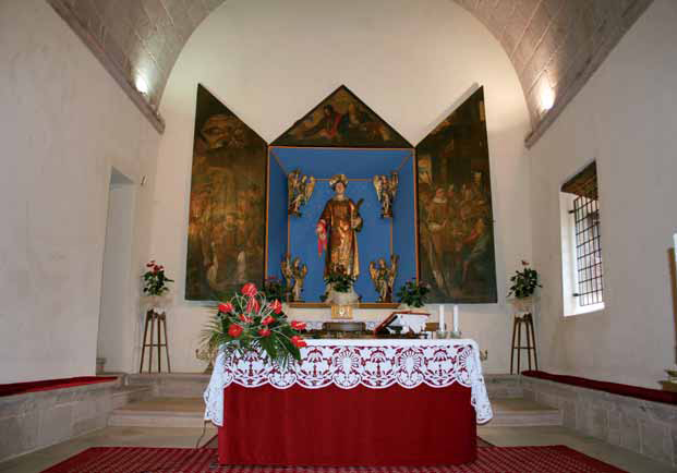 Birori - Chiesa S.Stefano