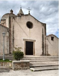 Chiesa di San Lorenzo Villanovafranca