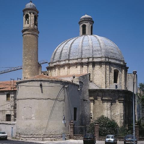 Chiesa di Santa Maria di Betlem sede storica dei Candelieri Sassari