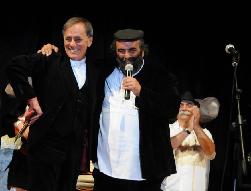 Istentales con Roberto Vecchioni Sassari 1 giugno 2014 voci di maggio