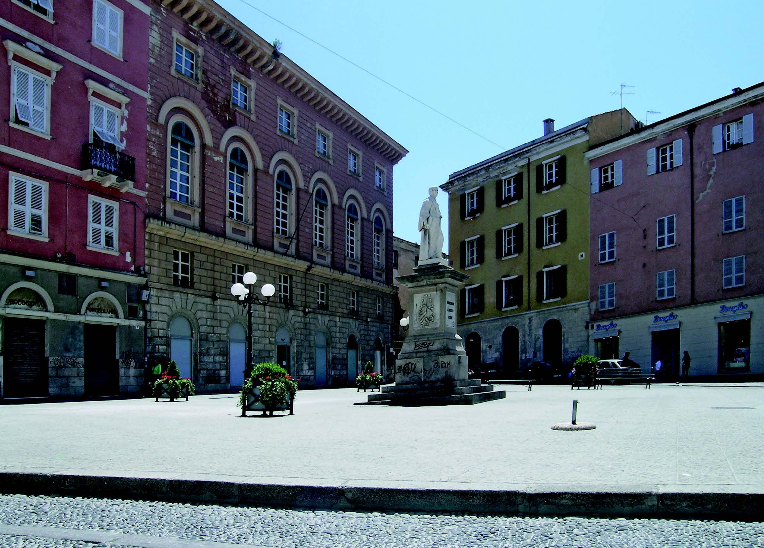 Piazza Azuni Sassari