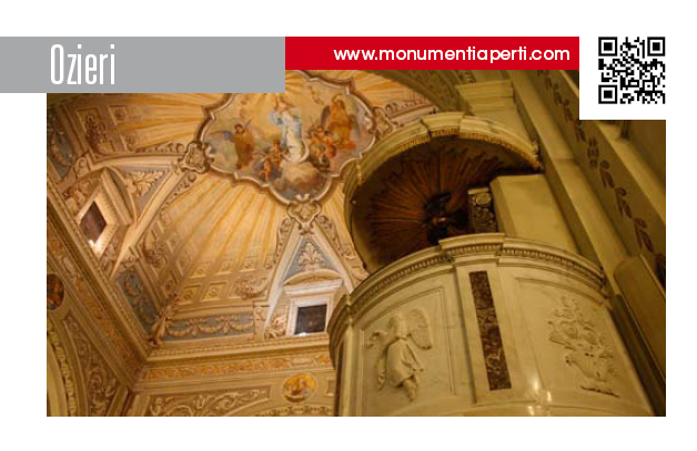 Monumenti Aperti Ozieri 2014