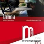 Grande successo di pubblico a Carbonia per Monumenti Aperti 2014.