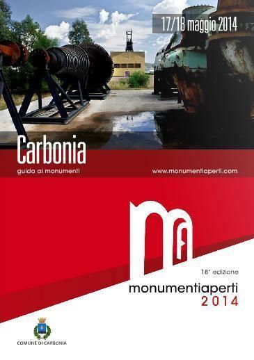 Monumenti aperti a Carbonia maggio 2014