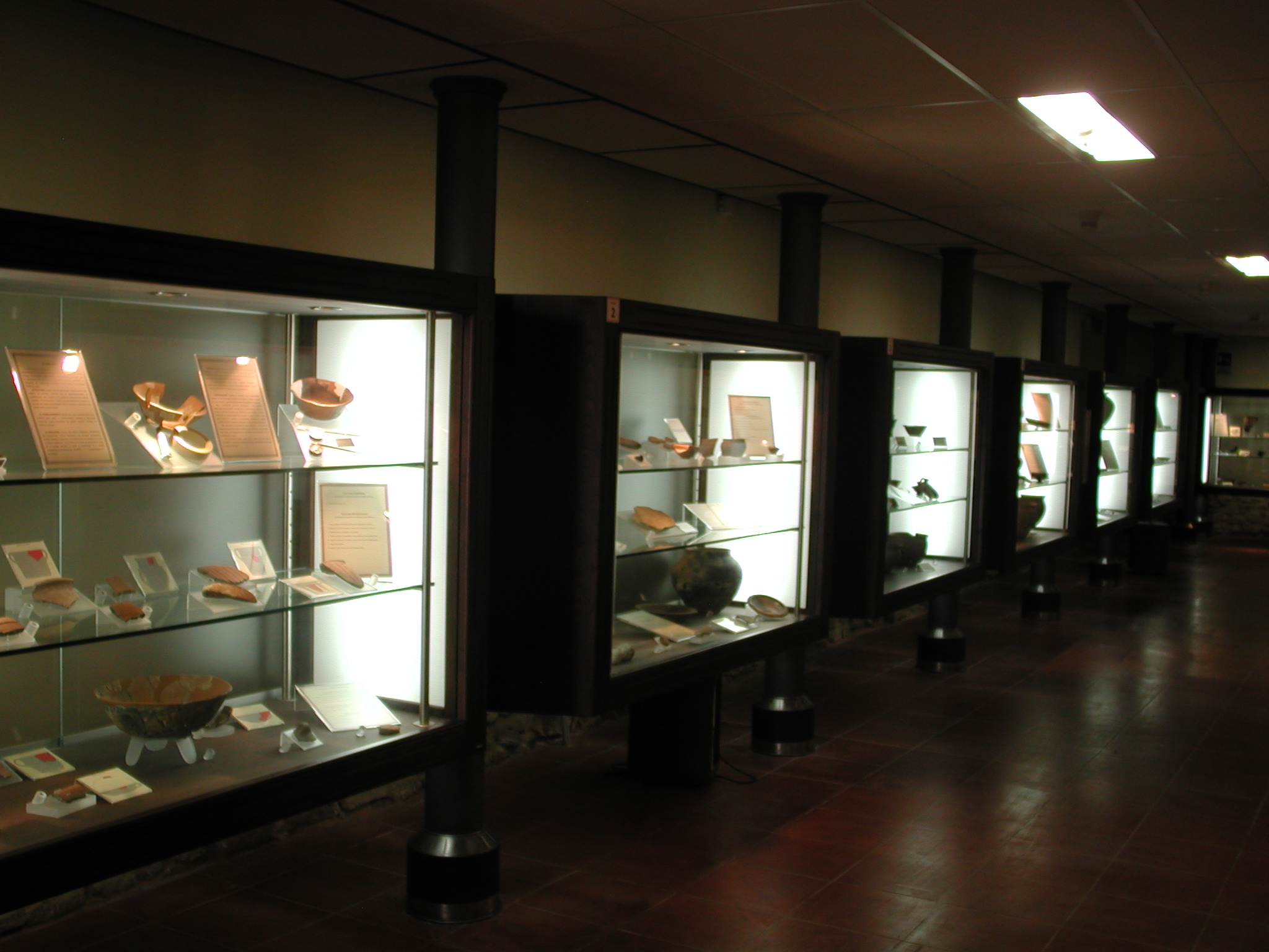 Museo Archeologico Su Mulinu Esposizione Villanovafranca