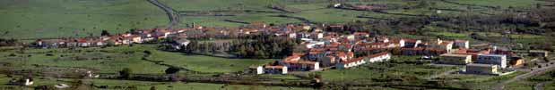 Primavera a Birori e Bortigali - Panorama Citta