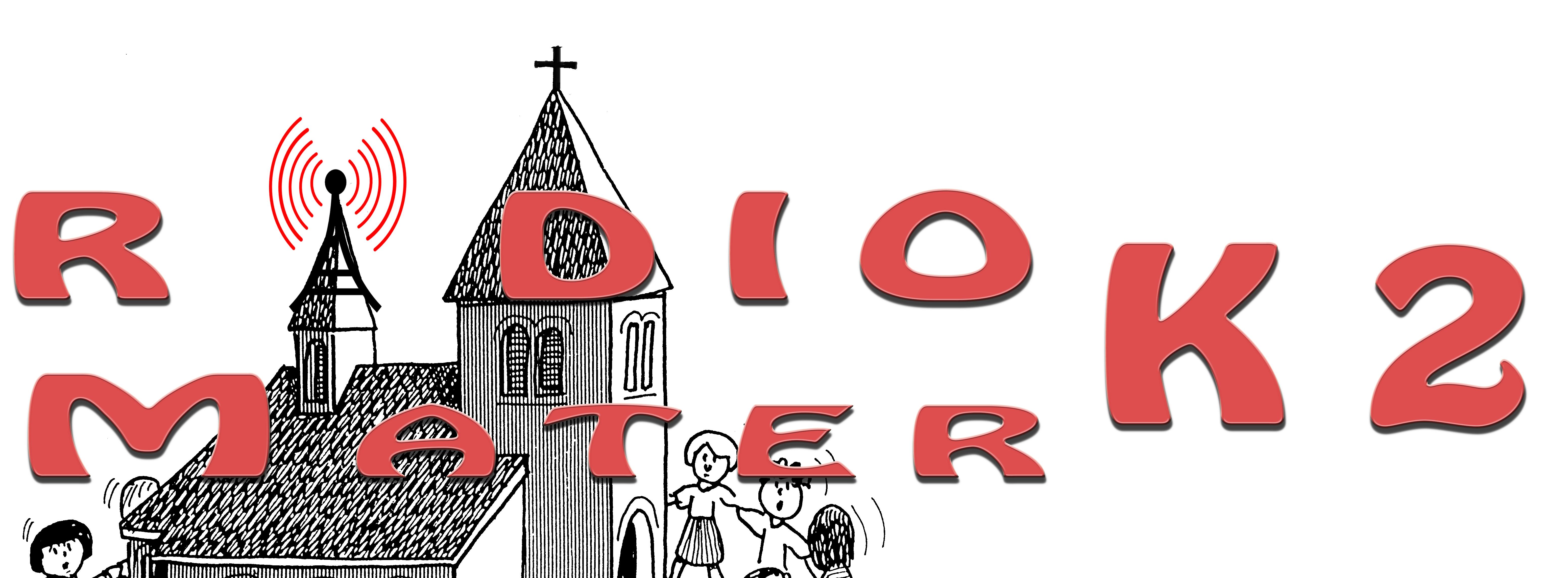 A Sassari Nasce una nuova Web-Radio maggio 2014 Radio K2 Mater la radio della Parrocchia di Mater Ecclesiae di Don Franco Manunta