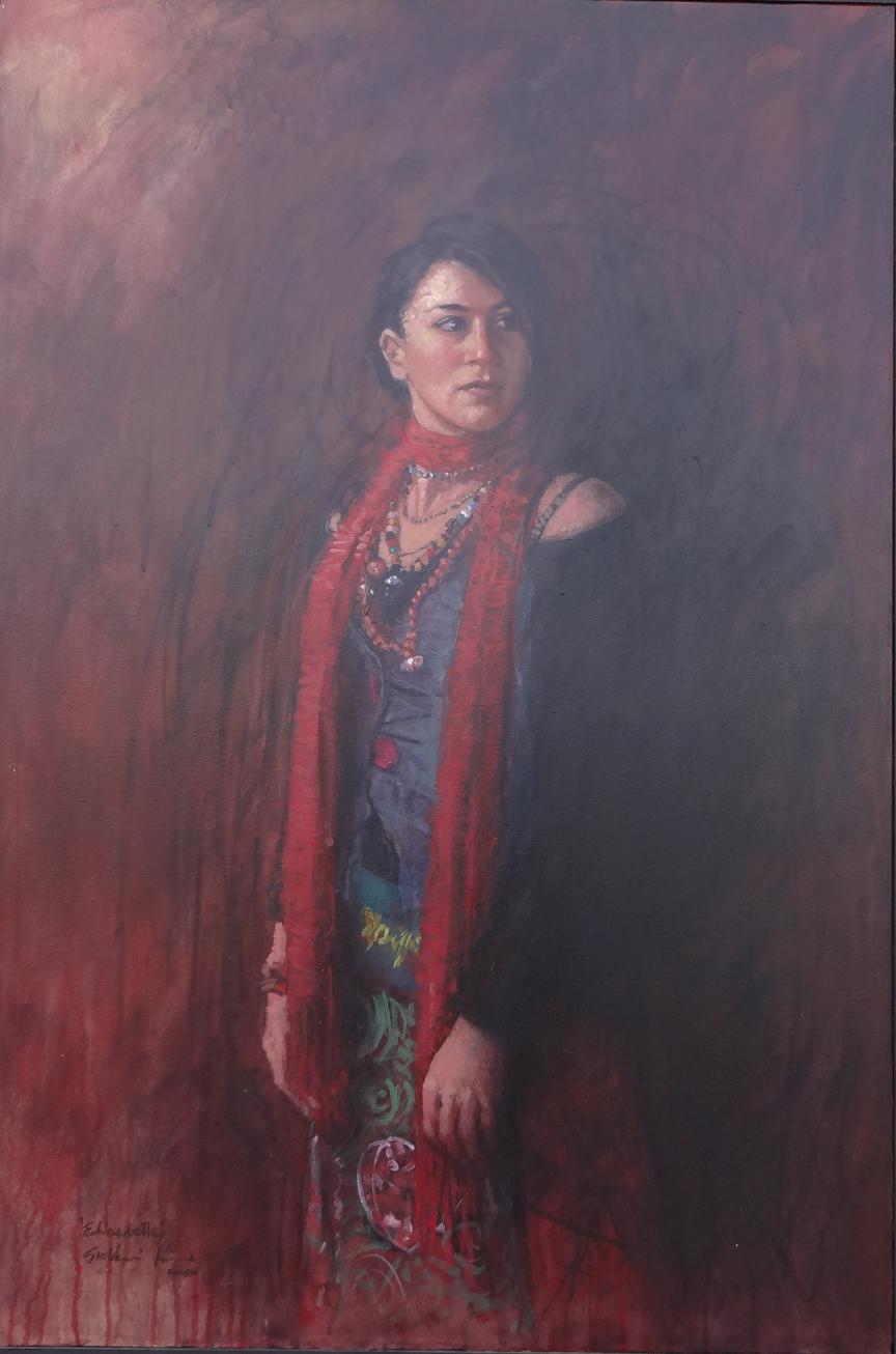 Sanna Giovanni Artista Sardo 2014 mostra MURATS Samugheo