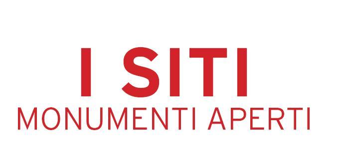 SASSARI SITI MONUMENTI APERTI 2014 2 - 4 MAGGIO