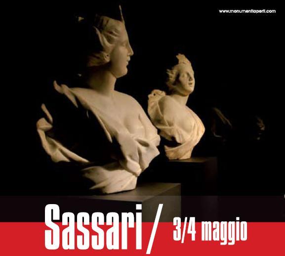 Sassari Monumenti Aperti 3 e 4 maggio 2014