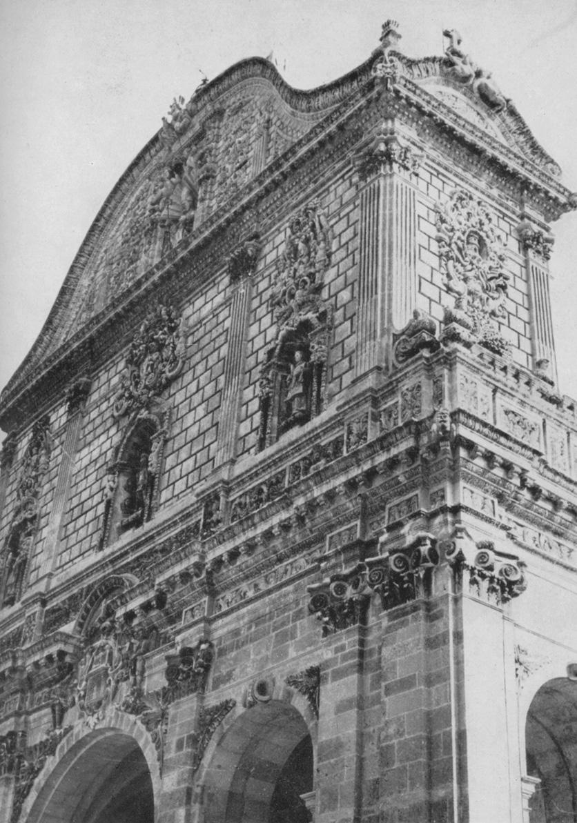 Sassari il Duomo foto storica