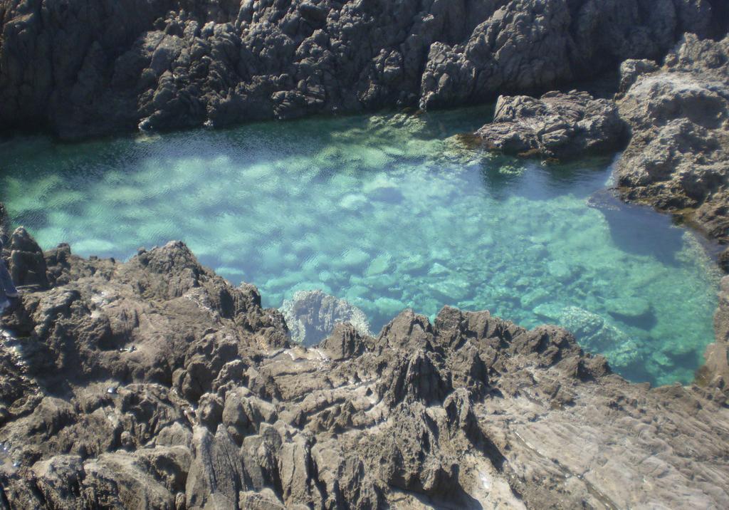 Carloforte piscina naturale di Nasca