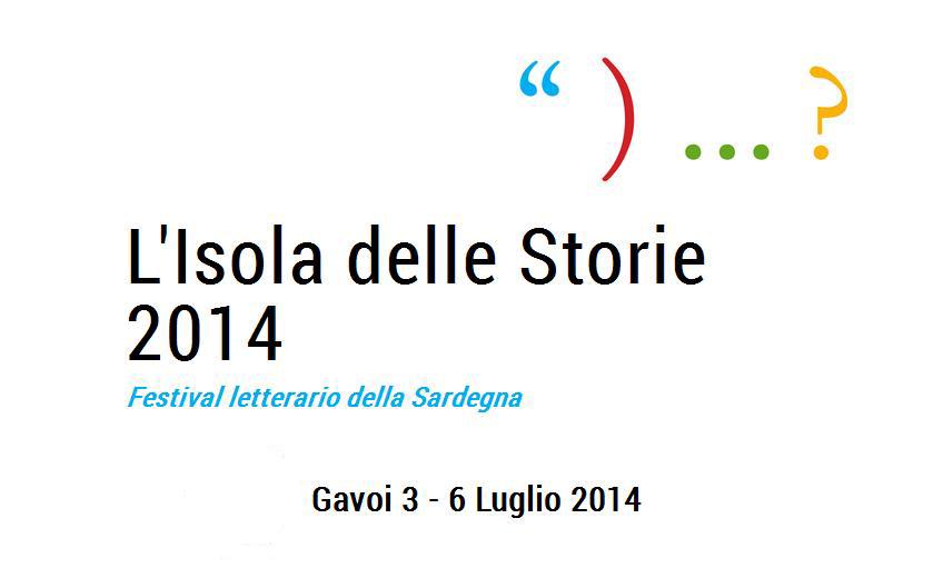 Festival Letterario della Sardegna Gavoi dal 3 al 6 Luglio 2014