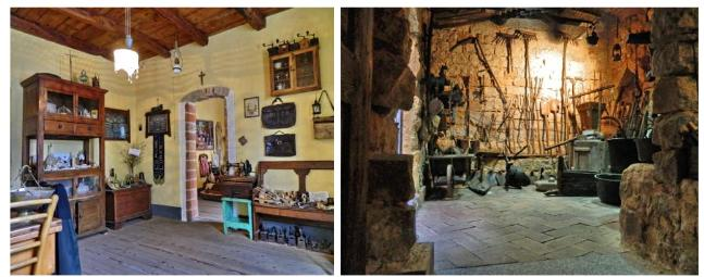 Galluras Museo Etnografico di Pier Giacomo Pala 2 ambienti